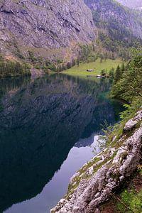 Berchtesgaden - Lac supérieur sur Tobias Majewski