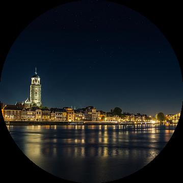 Deventer skyline van Arjen Roos