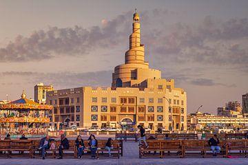 Al-Fanar Qatar Islamic Cultural Center in Doha, Katar Tageslicht Außenansicht von Mohamed Abdelrazek