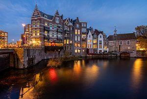Historisch Delfshaven Rotterdam van Jeroen Kleiberg