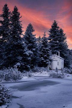 Der Atem des Winters von Konstantinos Lagos