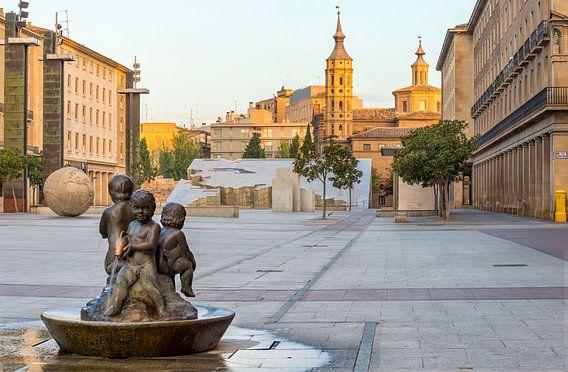 Zaragoza, Spanje