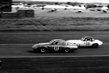 Vintage race 27 -29 van Jaap Ros