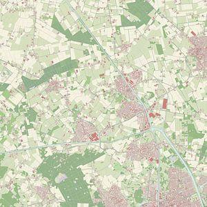 Kaart vanLaarbeek