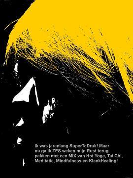Dolende Dertigers: Jarenlang Super Te Druk! van MoArt (Maurice Heuts)