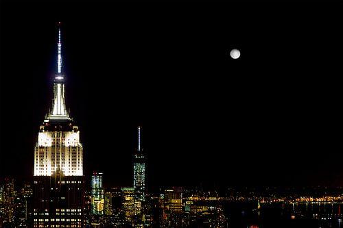Empire State Building van