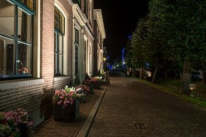 Vestingstadje Nieuwpoort (ZH), Binnenhaven van