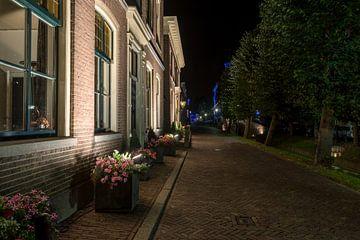 Vestingstadje Nieuwpoort (ZH), Binnenhaven sur Kees van der Rest