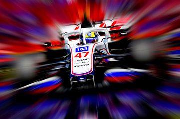 Mick Schumacher - Haas F1