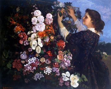Trellis, Gustave Courbet