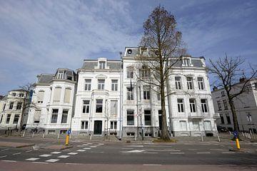 Maliesingel in Utrecht ter hoogte van Herenbrug sur In Utrecht