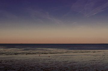 Wadden sea by Horumersiel-Schillig von Michael Nägele