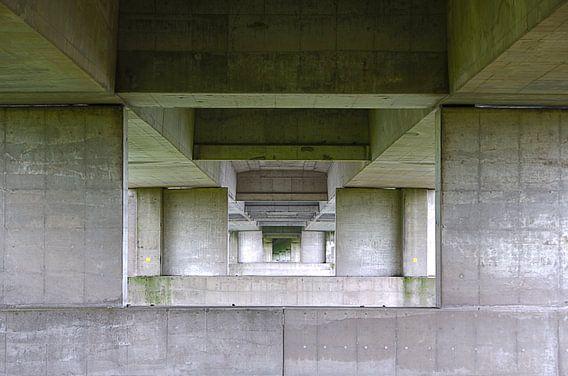 Onder de brug van Joos fotoos