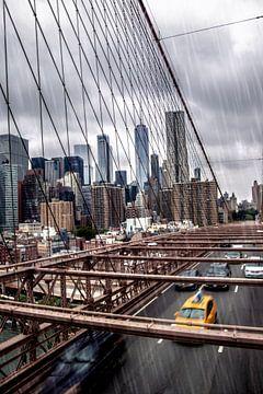 Onderweg naar New york van Greet Thijs