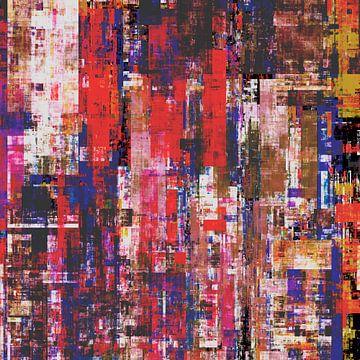 Samenstelling Abstract 569 van Angel Estevez