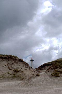 Vuurtoren van Tanja Huizinga Fotografie