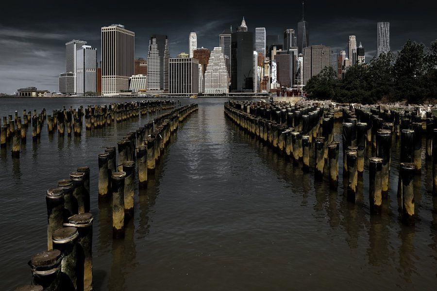Brooklyn Bridge Park        New York van Kurt Krause