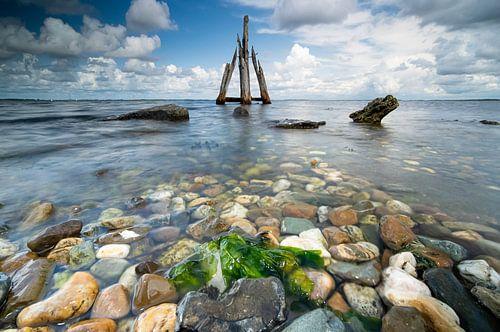 Arendshoofd in het Grevelingenmeer, Zeeland