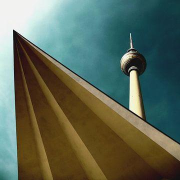 Fernsehturm Berlin van Falko Follert