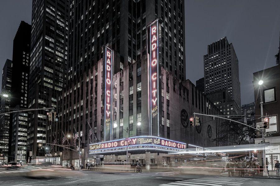 Radio Music Hall   New York van Kurt Krause