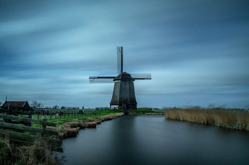 Mooi Nederland van Klaas Fidom