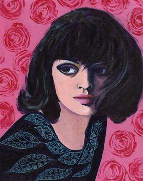 La Vie En Rose sur Lucienne van Leijen