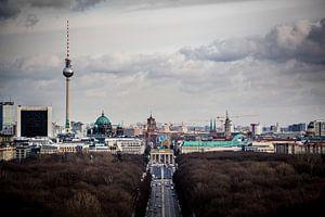 Oost Berlijn van