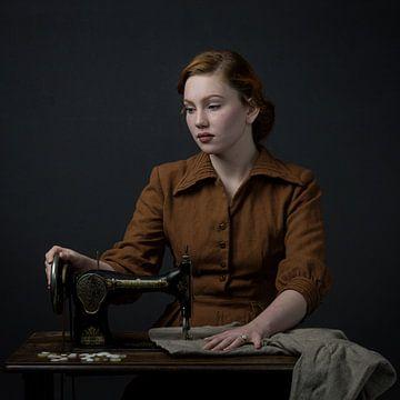 De naaister van Carine Belzon