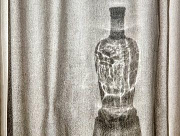 Vase - projection van Peter van Eekelen