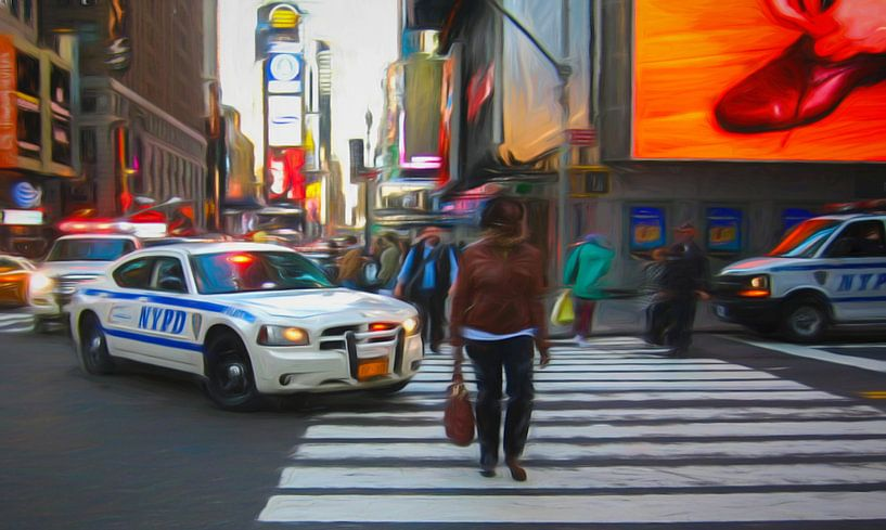 NYPD van Joris Pannemans - Loris Photography