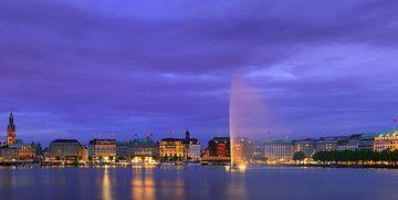 Hamburg van Henk Meijer Photography