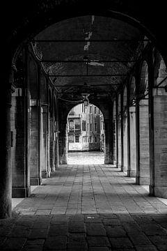 Schau durch Venedig von Albert Mendelewski