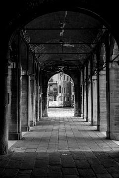 Regardez à travers Venise sur Albert Mendelewski