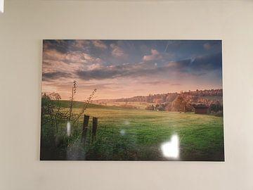 Kundenfoto: Landschap in de Ardennen, Sprimont von Kim Bellen