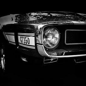 Shelby Cobra GT 350 1970 von Bart van Dam