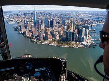 Manhattan Island sur Bob de Bruin