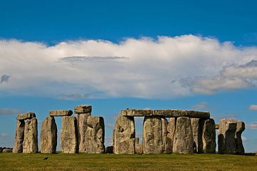 Stonehenge van Jack Tol