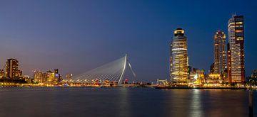 Panorama Rotterdam sur