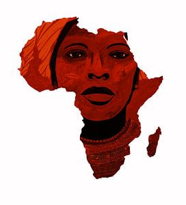 Moeder Afrika 1 van