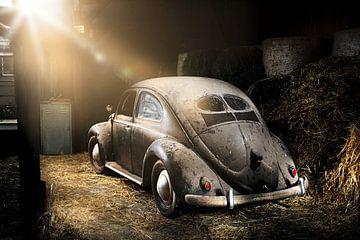 VW Kever Pretzel van Ramon Enzo Wink