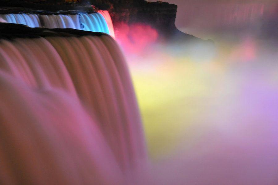 Zuurstok Waterval van Paul van Baardwijk