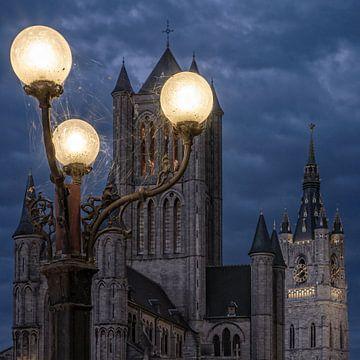 Sint-Niklaaskerk Gent van Bob Van Hoyweghen