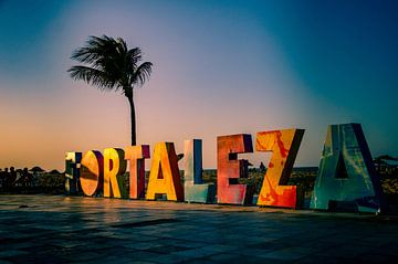 Fortaleza, Brazilië van Knowhere Art