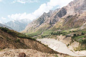 Indus rivier Ladakh India van yourtravelreporter