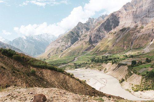 Indus rivier Ladakh India