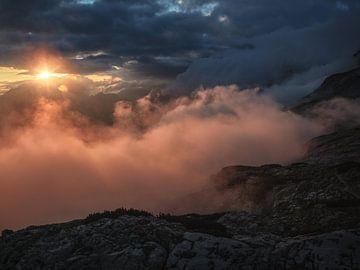 Zwischen Himmel und Hölle von Thomas Weber