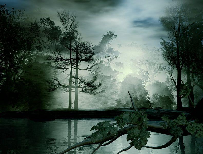 Lac et Bois van Angel Estevez