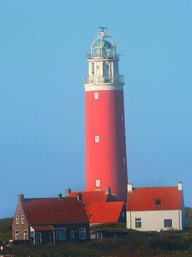 Vuurtoren/ lighttower van Lydia de Lange