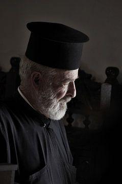 Grieks-Orthodoxe Priester van