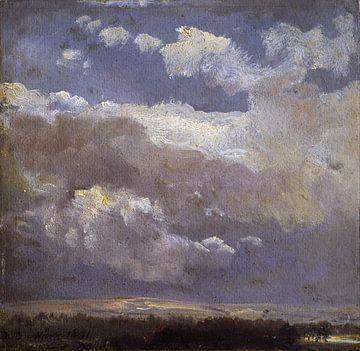 Gewitterwolken, Johan Christian Dahl